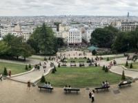 2019 08 06 Paris Blick vom Montmartre 1