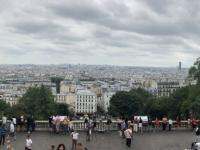 2019 08 06 Paris Blick vom Montmartre 2