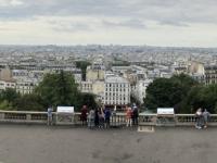 2019 08 06 Paris Blick vom Montmartre 3