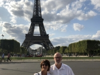 2019 07 31 Paris Eiffelturm mit RLin Silvia