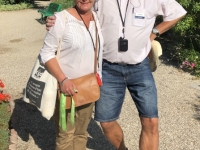 2019 08 05 Giverny Gärten von Monet Reiseleiterin Melanie