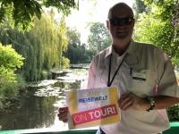 2019 08 05 Giverny Garten von Monet Reisewelt on Tour 1