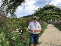 2019 08 05 Giverny Garten von Monet Reisewelt on Tour 3