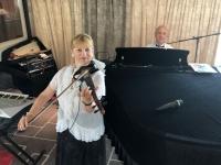 2019 08 05  Musikerduo Tanja und Petar