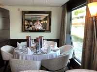 MS Amadeus Diamond Restaurant Tisch 1