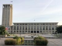 Frankreich Le Havre Unesco Rathaus Kopfbild