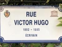 Frankreich Le Havre Unesco Tafel
