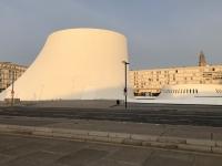 Frankreich Le Havre Unesco Vulkan Kopfbild
