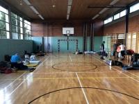 Unser Saal in der Volksschule Dionysen in Traun