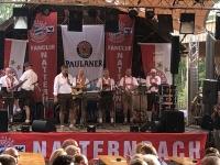 2019 08 15 30 Jahre Fanclub FC Bayern Natternbach Begrüssung Obmann