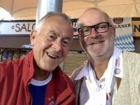 2019 08 15 30 Jahre Fanclub FC Bayern Natternbach Treffen mit ehemaligen GL Herbert aus Gunskirchen
