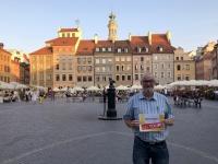 2019 08 26 Warschau altstädtischer Markt Reisewelt on Tour
