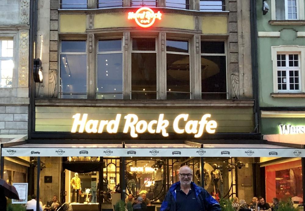 2019 08 20 Breslau Hard Rock Cafe