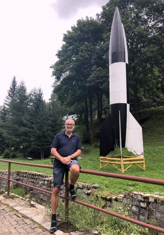 2019 08 20 Walim Riese Stollenbauten der Nazis Eingang