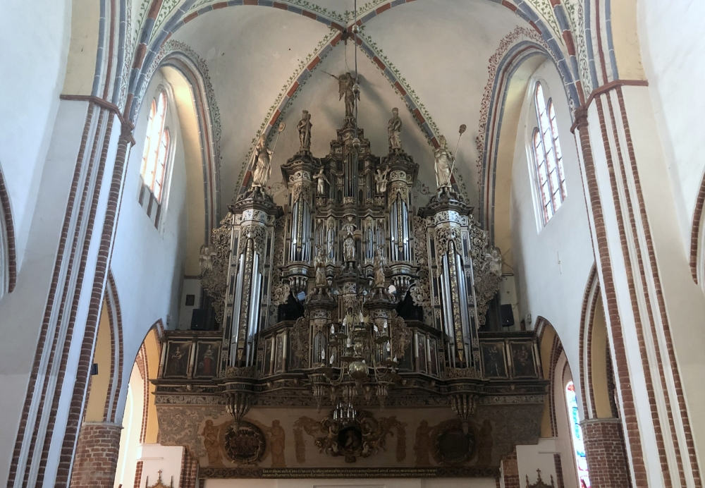 2019 08 22 Cammin berühmte Orgel im Dom