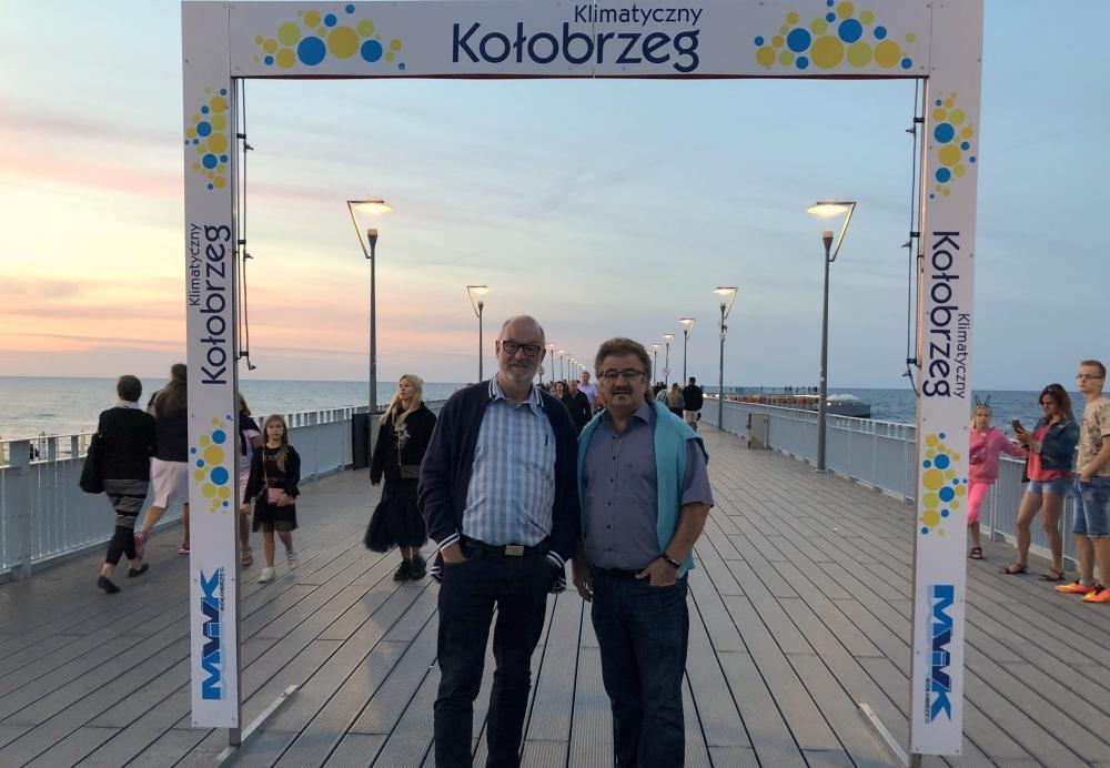 2019 08 22 Kolberg Pier