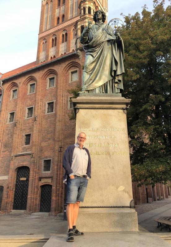 2019 08 22 Torun Unesco Altstadt Geburtsort von Nikolaus Kopernikus