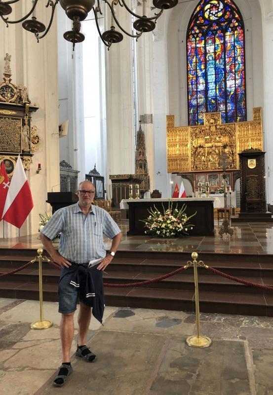 2019 08 23 Danzig Marienkirche