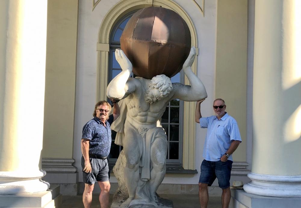 2019 08 25 Bialystok Branicki Palast jetzt mit medizinischer Universität