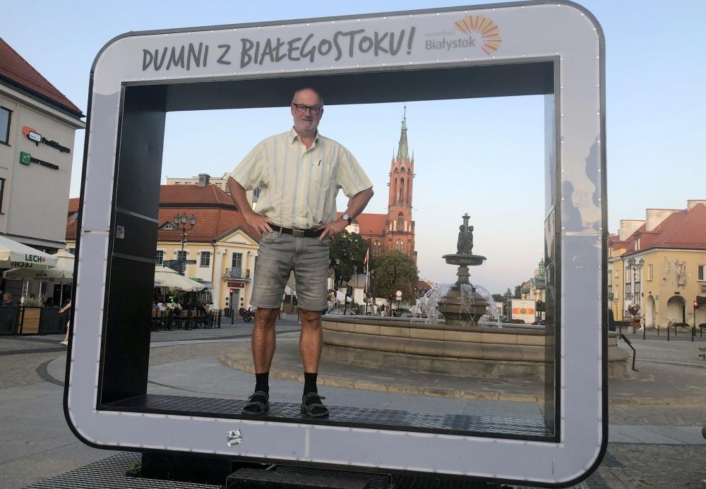 2019 08 25 Bialystok Stadtplatz