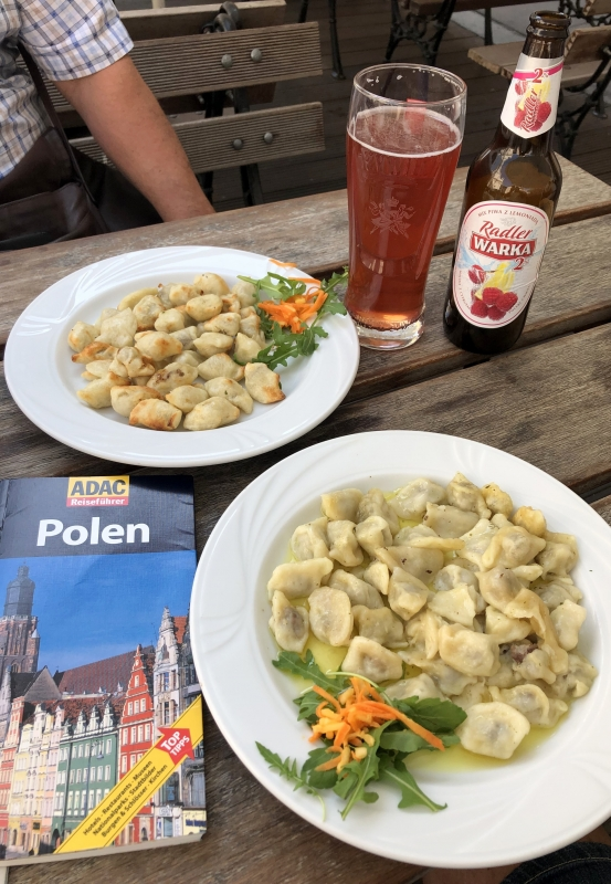 2019 08 27 Warschau polnische Hausmannskost