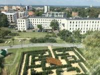 2019 08 21 Grünberg Palmenhaus Blick auf die Stadt