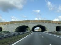 2019 08 21 Moderne Autobahnen mit schönen Brücken