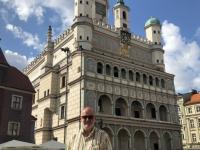 2019 08 21 Posen Rathaus