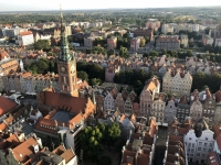 2019 08 23 Danzig Altstadt von oben