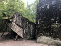 2019 08 24 Görlitz Führerhauptquartier Wolfsschanze gesprengter Hitlerbunker