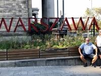 2019 08 26 Warschau Schriftzug