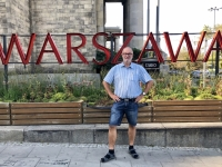 2019 08 26 Warschau angekommen