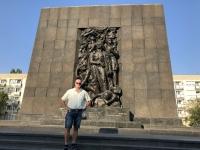 2019 08 27 Warschau Denkmal Warschauer Getto