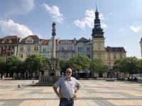 2019 08 28 Ostrau in Tschechien Stadtplatz