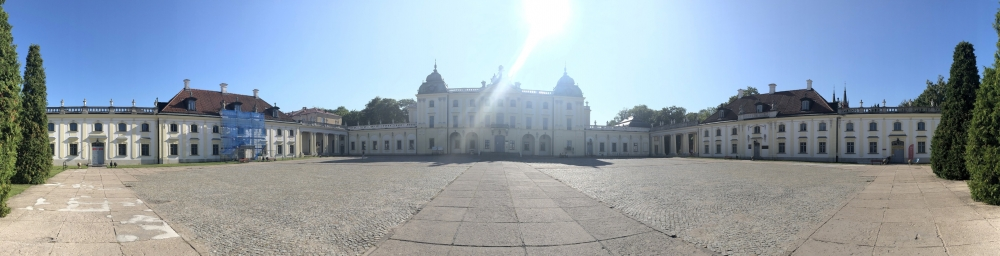 2019 08 25 Bialystok Branicki Palast