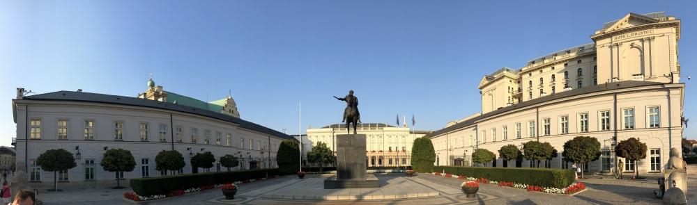 2019 08 26 Warschau Palast Stasyc