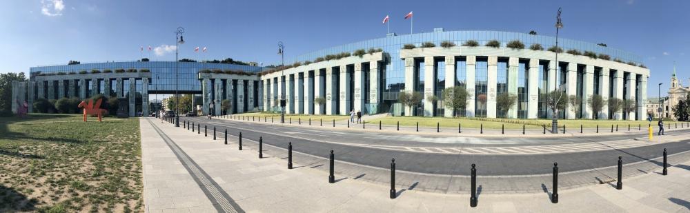 2019 08 27 Warschau Oberstes Gericht