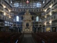 2019 08 20 Jawor Friedenskirche Richtung Altar