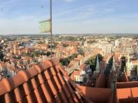 2019 08 23 Danzig Panoramablick von der Marienkirche