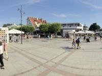 2019 08 23 Sopot Stadtplatz
