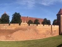 2019 08 24 Marienburg Burgmauer