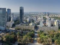 2019 08 26 Warschau Blick vom Kulturpalast