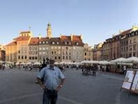 2019 08 26 Warschau am altstädtischer Markt