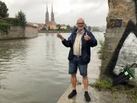 2019 08 21 Breslau Wasserentnahme Fluss Oder