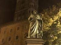 Kopernikus bei Nacht