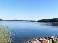 2019 08 25 Fischer im Masurensee Sawinda Wielka