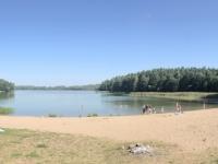 2019 08 25 Masurensee Sawinda Wielka noch ohne Menschen