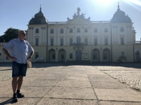 2019 08 25 Bialystok Branicki Palast vor vorne