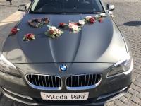 Hochzeitsauto vorne