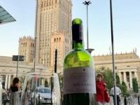 Zum Abschluss eine gute Flasche Wein